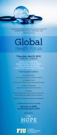 Read More - Hope Through Healing Hands to Sponsor Global Health Forum at Florida International University
